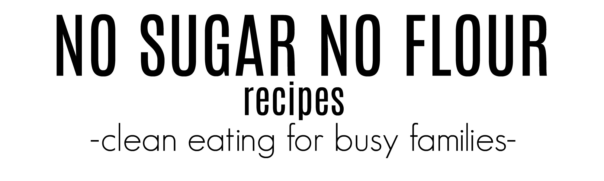 nosugarnoflourrecipes.com